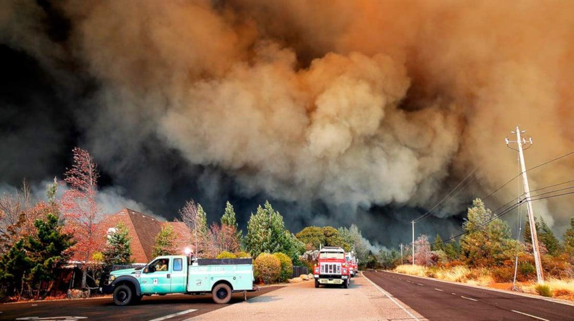 Un emotivo testimonio de una víctima de los incendios forestales en California