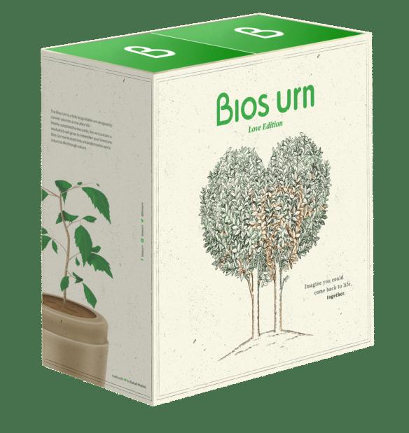 Bios Urn Love