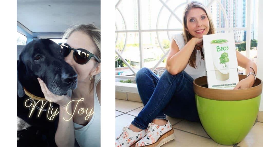 Bios Urn Blog: Urnas para mascotas y la historia de Joy / Urns for pets and the story of Joy