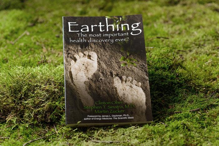 Bios Urn Blog: the health benefits of Earthing Clinton Obert