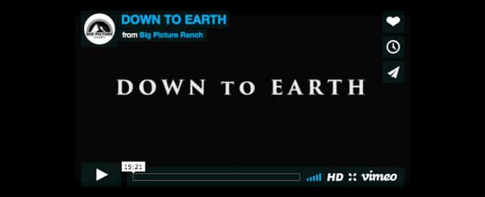 Bios Urn Blog: Down to Earth documentary