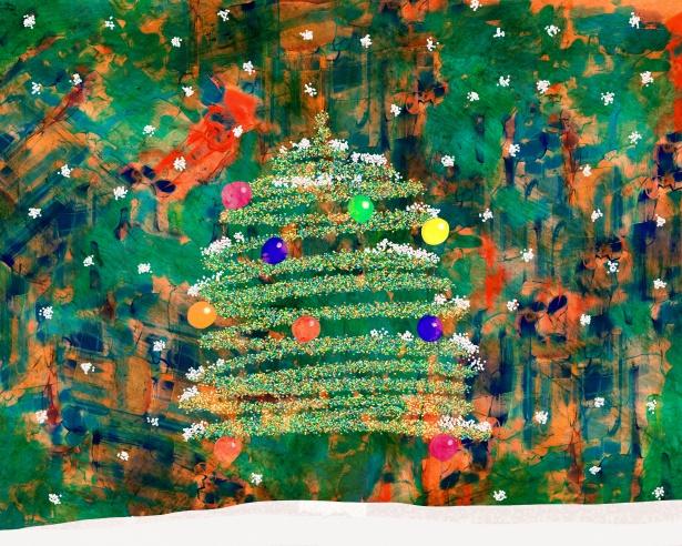 Bios Urn Blog: Christmas trees around the world