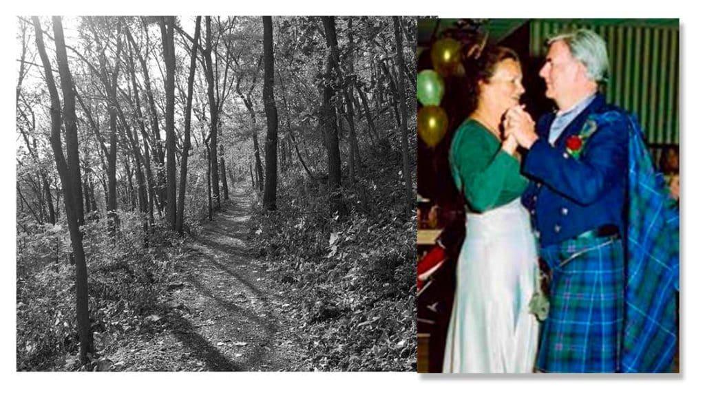 "Georgie´s Bios Urn Testimonial, a true story ""Why I want a woodland burial"""