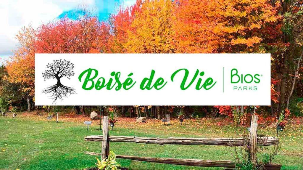 Le Tout Premier Bios Park® Est Ouvert Au Canada - - Par Bios Urn