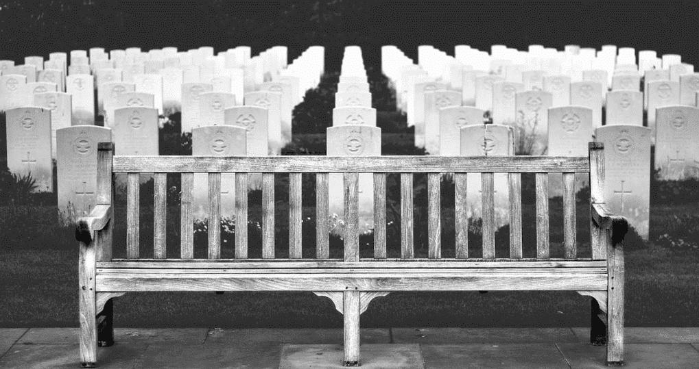 Les Cimetières N'ont Pas Été Conçus En Pensant À l'Avenir
