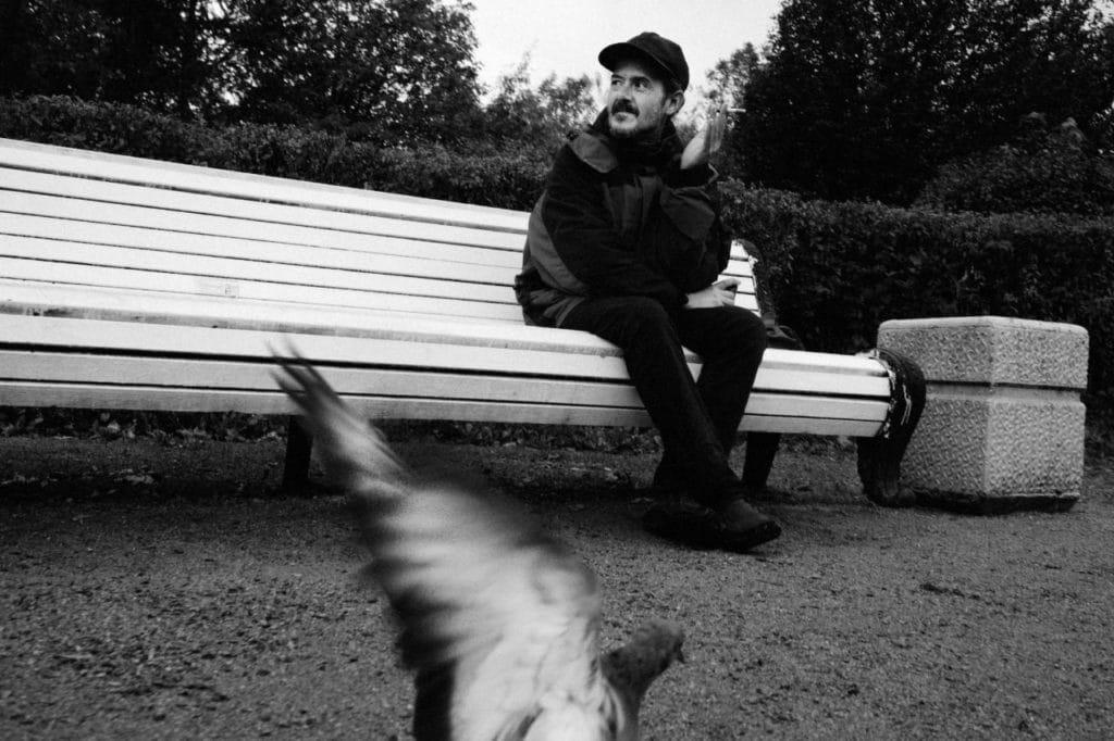 Vadim était u sans-abri et mon ami. Cela a été un honneur l´accompagner pendant sa mort - Blog Urne Bios